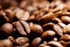 Roasted coffee grain Stock Photos