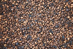 Roasted coffee texture Stock Photo