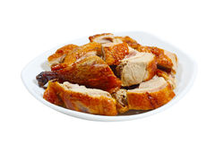 Roasted Duck Royalty Free Stock Photography