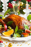 Roasted Duck Royalty Free Stock Images