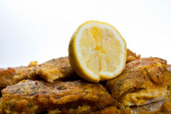 Roasted Fish Royalty Free Stock Photography
