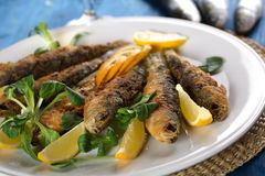 Free Roasted Fish Stock Photo - 2433140