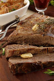 Roasted Flank - Vacío Argentino Stock Images
