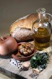 Roasted Garlic Royalty Free Stock Image