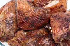 Roasted goose Royalty Free Stock Photography