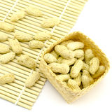 Roasted groundnuts Stock Photos