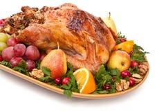 Free Roasted Holiday Turkey Royalty Free Stock Image - 15959786
