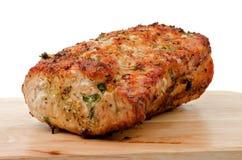 Roasted Loin Pork Royalty Free Stock Photo