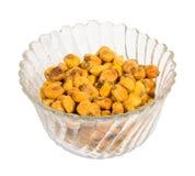 Roasted maize royalty free stock image