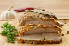 Roasted meat Royalty Free Stock Photography