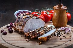 Roasted Meat Stock Image