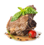 Roasted meat Stock Photography