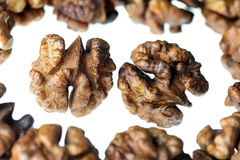 Roasted Nuts Royalty Free Stock Images