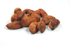 Roasted nuts Stock Images