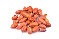 Roasted peanuts Royalty Free Stock Images