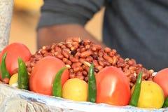 Roasted peanuts. Beautiful shot of roasted peanuts stock image