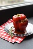 Roasted pepper Stock Photo