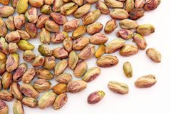 Roasted Pistachio Royalty Free Stock Photography