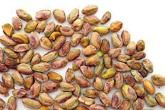 Roasted Pistachio Royalty Free Stock Images