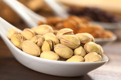 Roasted Pistachio Stock Photos