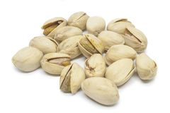 Roasted Pistachio Stock Images