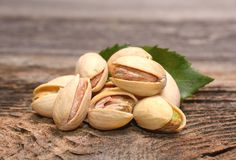 Roasted pistachios Royalty Free Stock Image