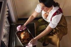 Roasted pork Royalty Free Stock Photography