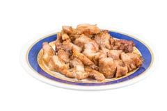 Roasted pork royalty free stock image