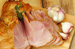 Roasted Pork Knuckle Royalty Free Stock Image