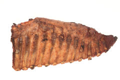Roasted Pork Ribs Royalty Free Stock Photos