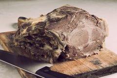 Roasted pork Royalty Free Stock Photos
