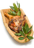 Roasted pork, sardinian cuisine Royalty Free Stock Photography