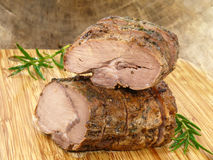 Roasted pork Royalty Free Stock Photography