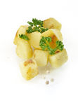 Roasted potato Royalty Free Stock Images