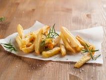 Roasted potato Royalty Free Stock Photos