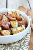 Roasted Potatoes with Dill Royalty Free Stock Image