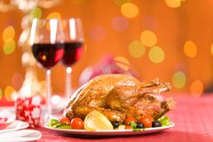 Roasted poultry Stock Images