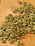 Roasted pumpkin seeds Royalty Free Stock Photography