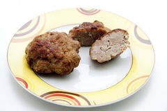 Roasted rissole Royalty Free Stock Image
