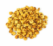 Roasted salted corn nuts Royalty Free Stock Photography