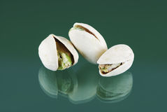 Roasted And Salted Pistachio Royalty Free Stock Photo