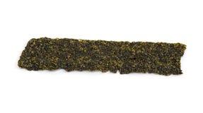 Roasted seaweed snack. Stock Image