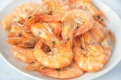 Roasted shrimp Royalty Free Stock Images
