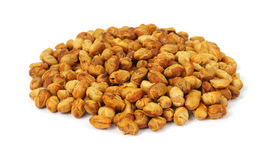 Roasted soy nuts Royalty Free Stock Photos