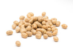 Roasted soy nuts Stock Images