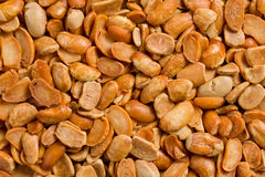 Roasted soya beans background Stock Image
