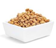 Roasted soya beans Stock Photos