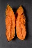 Roasted sweet potato Royalty Free Stock Image