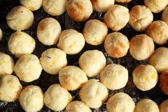 Roasted sweet potatoes Royalty Free Stock Image