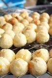 Roasted sweet potatoes Royalty Free Stock Photography